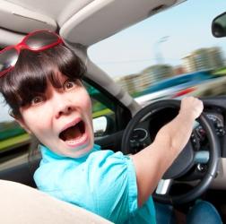 Чего чаще всего боятся новички, сев за руль